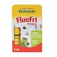 Ecostyle fluefri fluespiral