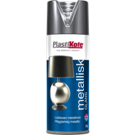 Plasti-kote brilliant metallic