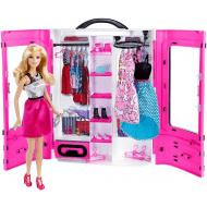 Barbie klædeskab DMT58