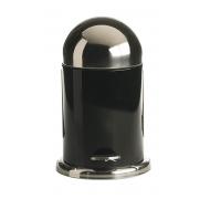 Galzone pedalspand stål sort