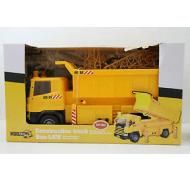 Legetøjs lastbil byggeri