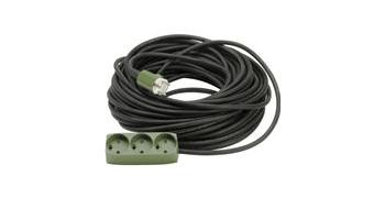 Kabelsæt og forlængerledning