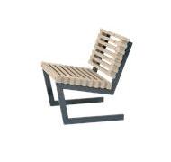 Plus siesta stol 19612-12