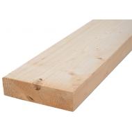 45x170mm høvlet spærtræ C18/24