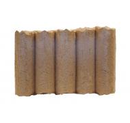 Træbriketter langtidsglødende