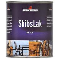 Junckers skibslak mat