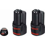 Bosch akku batterisæt       *U