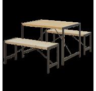 Plus Funkis møbelsæt 196300-1