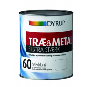 Dyrup træ & metal 60