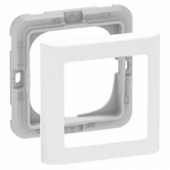LK FUGA designramme hvid
