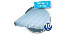 Plastmo Twinlite opal 32x1190mm