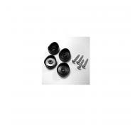 Mefa monteringssæt 022 sort