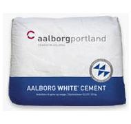 Aalborg Portland hvid cement
