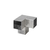 Plus Cubic hjørnebeslag dobb.
