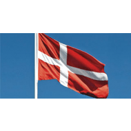 Dano Mast dannebrogsflag NT