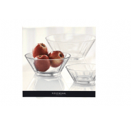 Rosendahl glasskålesæt 3stk *U
