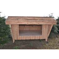 Shelter model Kalmar (lærk)