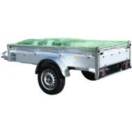 Ryom trailernet grøn PE
