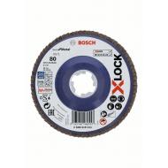 Bosch lamelslibeskive K80