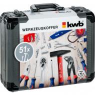 KWB værktøjssæt 51 dele