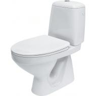 Nautic 2 toilet hvid