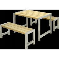 Plus cafe plankesæt 185580-1