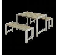 Plus cafe plankesæt 185580-18