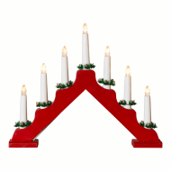 Dacore julestage rød