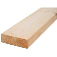 45x145mm høvlet spærtræ C18/24