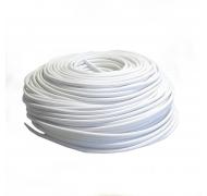 Jo-el plastledning hvid