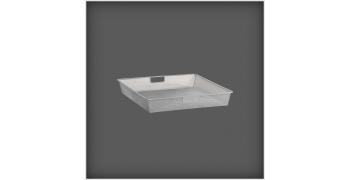 Meshkurvesystem standard - 53,5 cm dybde