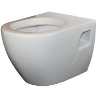 Nautic design hængetoiletskål