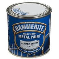 Hammerite hammer hvid 250ml