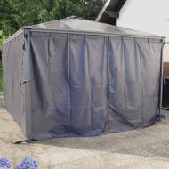 Palram gardin til pavillon grå