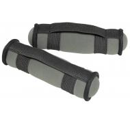 Image håndvægte sort/grå