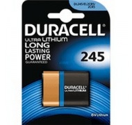 Duracell batteri 245 Photo  NT