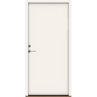 Swedoor hvid facadedør P-1200