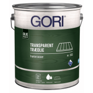 Gori 303 Transparent træolie