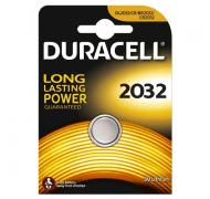 Duracell batteri CR2032     NT