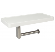 New concept hylde hvid/steel