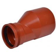 Wavin 160/110mm pp reduktion