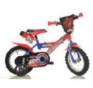 Spiderman børnecykel 12