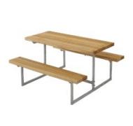 Plus basic bord-/bænk. t/børn