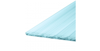Plastmo Twinlite klar 10x980x3000mm