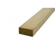 45x95mm høvlet spærtræ tryk.