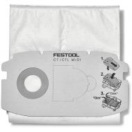 Festool filterposer selfclean