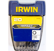 Irwin impact skruebits