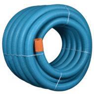 Wavin drænrør 50mtr PVC