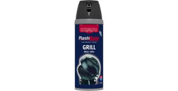 Spraymaling til grill