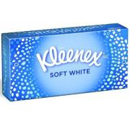 Kleenex soft white box